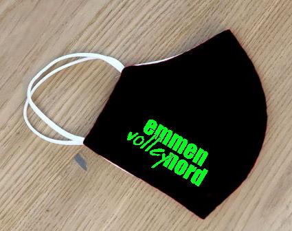 Volley Emmen-Nord – Schutzmaske